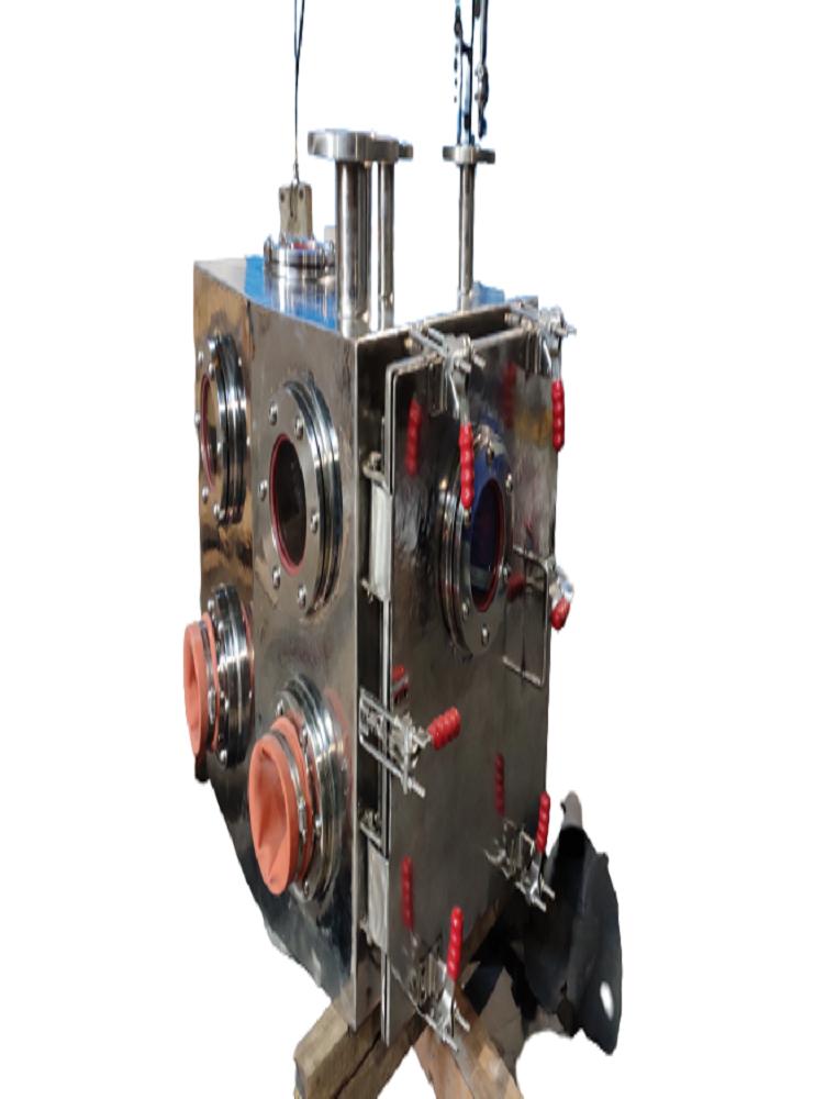 SS316 GLOVE BOX - 100 KG